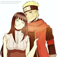 """""""This is my boyfriend after all.."""" #Naruhina"""