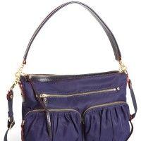 MZ Wallace 'Hayley' Nylon Handbag | find on http://wandhee.com/mz-wallace-hayley-nylon-handbag/