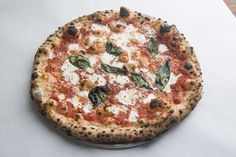 Paulie Gee's in Brooklyn, NY - pizza looks amazing