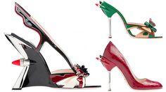 Prada's 2012 Spring collection