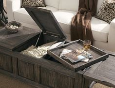I pinned this from the Elegant Organizing - Furniture for the Well-Kept Home event at Joss and Main!