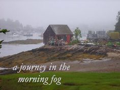 Hey, I found this really awesome Etsy listing at https://www.etsy.com/listing/221502236/a-journey-in-the-morning-fog-maine-on