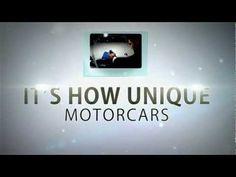 It's how unique motorcars