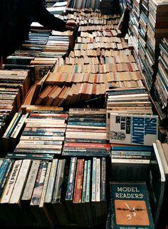 El desorden de los libros es orden en tu cabeza
