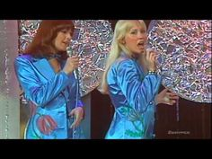 Planet Earth 1976... ABBA  invade  the world public collective consciousness  Thanks for all your fine comments     Their monster hit  Dancing Queen  from Australian TV as shown on Top of the Pops       You can dance, you can jive, having the time of your life  See that girl, watch that scene, dig in the dancing queen    Friday night and the lig...