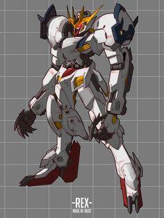 GUNDAM GUY: Awesome Gundam Digital Artworks [Updated 1/25/17]