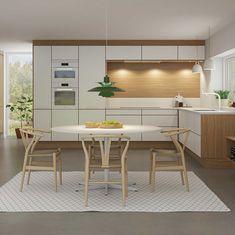Sigdal kjøkken - Casa Eik