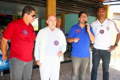 Reunião com Kaique e Senador Dornelles em Anchieta