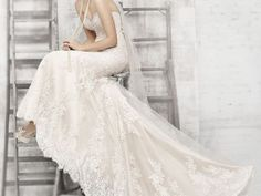 Kenneth Winston präsentiert die neuen Brautkleider für den Frühling 2017