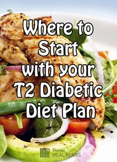 Where to Start with your Low Carb Diabetic Diet Plan. This website also has meal plans and recipes for purchase.