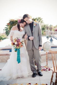 What a gorgeous Spanish Inspired wedding photo shoot! I love all the lace :D Photography By / http://kristamason.com, Event Design By / http://orangeblossomspecialevents.com