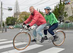 @japantimes Tandem bikes now street-legal in Aichi http://jtim.es/MMqPb