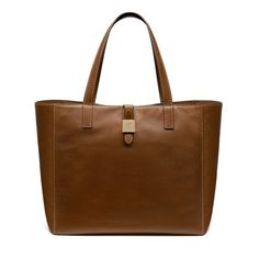 The Perfect Gift from Mulberry - Tessie Tote in Oak Soft Small Grain