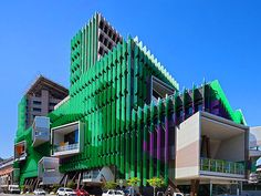 Colorful tree-inspired children's hospital provides a green and supportive environment for young patients in Brisbane   Inhabitat - Sustainable Design Innovation, Eco Architecture, Green Building