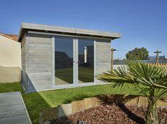 Abri de jardin Montresor 20m² en Pin - Abris de 16 m² et plus - Abris de #jardin #bois #équipement #rangement #décor