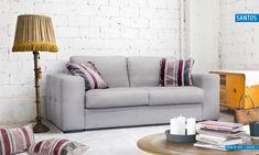 Az Santos kanapéegy időtlen modell, klasszikus egyszerűségével elcsábít, a tökéletessége eleganciát kölcsönöz.Érdekes kiegészítője lehet, ugyanakkor díszítő eleme dekorációs párnái kontrasztos színekben. Sofa, Couch, Love Seat, Modern, Furniture, Home Decor, Settee, Settee, Trendy Tree