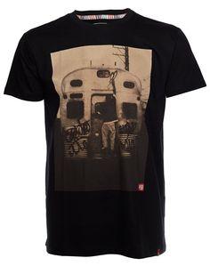 CAMISETA SIXTH STEP TREM - Camisetas - Categorias