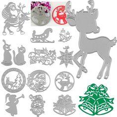 Metal DIY Cutting Dies Stencil Scrapbook Card Album Paper Embossing Craft Decor #Unbranded