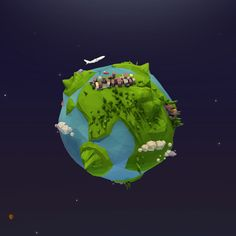 low poly sphere - Google Search