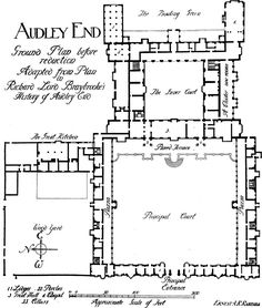 Pin by TOM POLLOCK on Architectural Floor Plans | Pinterest