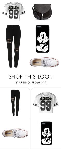 """Untitled #60"" by karenrodriguez-iv on Polyvore featuring Converse"