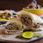 Florida Cuban Sandwich Tampa Style
