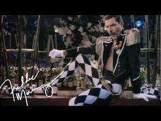 Freddie Mercury - Living On My Own (Official Video Remastered) Freddie Mercury, Musical, Queen, Songs, Videos, Live, Youtube, Grande, Halloween