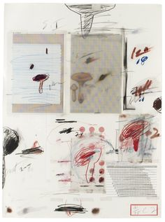 Things that Quicken the Heart: Cy Twombly - Some favorite works