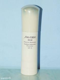 Emulsion  hydratante protectrice SPF15 Ibuki Shiseido
