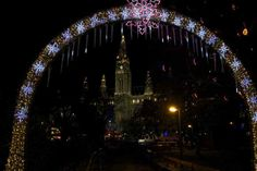 Rathaus Light Bridge