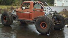 Low slung '78 Ford rock crawler