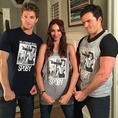 Torian Bellisario : Getting Jacked for July. Relationship Goals = SPOBY. Get yours: represent.com/spoby (link to buy in bio!)