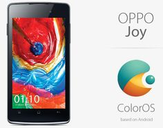 Oppo annouced budget android smartphone Oppo Joy with 4-inch display - Exynox