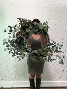 Wreath Making with Design Love Fest and Moon Canyon – Greige Design
