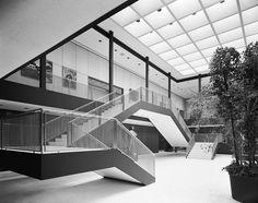 Philip Johnson_ Munson-Williams-Proctor Arts Institute | Utica, New York | photo © Ezra Stoller/Esto
