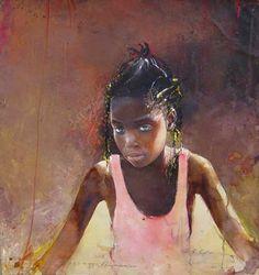 Stephen Scott YOUNG - Resimkalemi Forum - Sanatçının Renkli Dünyasi