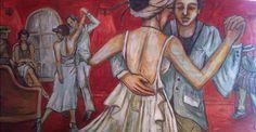 Her evening affairs 1275$ Affair, Painting, Art, Craft Art, Paintings, Kunst, Gcse Art, Draw, Drawings