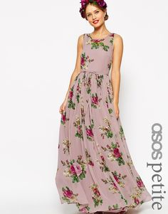 THIS IS DAVINA'S DRESS!!!!  we want everyone in a different floral dress!