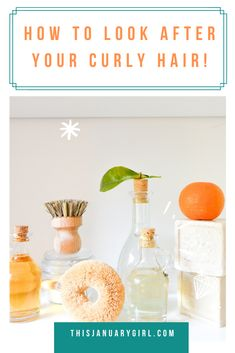 Looking after curly hair can be difficult so here are some simple tips to help you take care of your curly hair