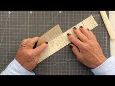 Five Pocket Bookmark - YouTube