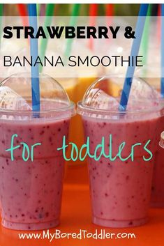 The snack is a topic that is talking about nutrition. Is it really necessary to have a snack? A snack is not a bad choice, but you have to know how to choose it properly. The snack must provide both… Continue Reading → Healthy Smoothies For Kids, Toddler Smoothies, Smoothie Recipes For Kids, Healthy Afternoon Snacks, Healthy Drinks, Baby Food Recipes, Kid Smoothies, Kid Friendly Smoothies, Sausage Recipes