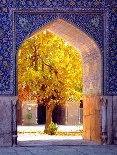 Isfahan,Iran. The Great Silk Road.
