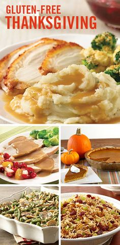 This holiday we're feeling thankful for our favorite Thanksgiving traditions – gravy, green bean casserole and stuffing – with a seasonal, gluten-free spin.