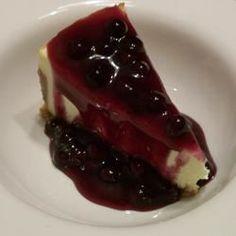 Blueberry Cheesecake - Allrecipes.com