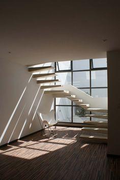 Die 170 Besten Bilder Von Kragarmtreppen Schwebende Treppen