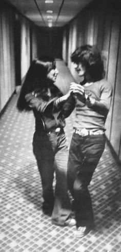 Olivia and George….dancing