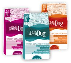 Perfectly Natural Dog- Senior, Puppy and Adult formulas
