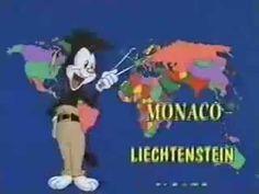 Countries of the world - Maailman valtiot (huom. vanha video, eli jotkut maat puuttuvat ja laulussa on joitain maita, joita ei enää ole olemassa)