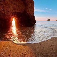 Earth Pics: Lagos Beach ~ Portugal