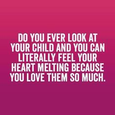Yes I do! Every time I see them!